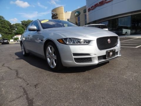 Amazing Certified Pre Owned 2018 Jaguar XE 25t Prestige