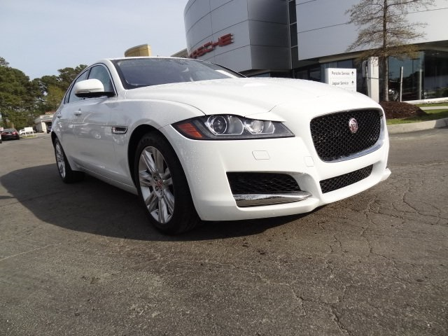 Certified Pre-Owned 2016 Jaguar XF Premium