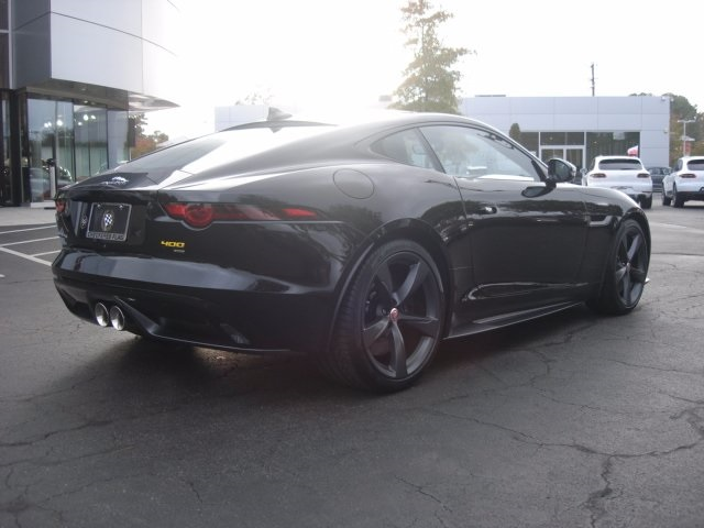 New 2018 Jaguar F TYPE 400 Sport 2D Coupe in Virginia Beach L