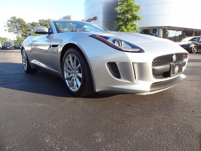 Certified Pre-Owned 2014 Jaguar F-TYPE Base