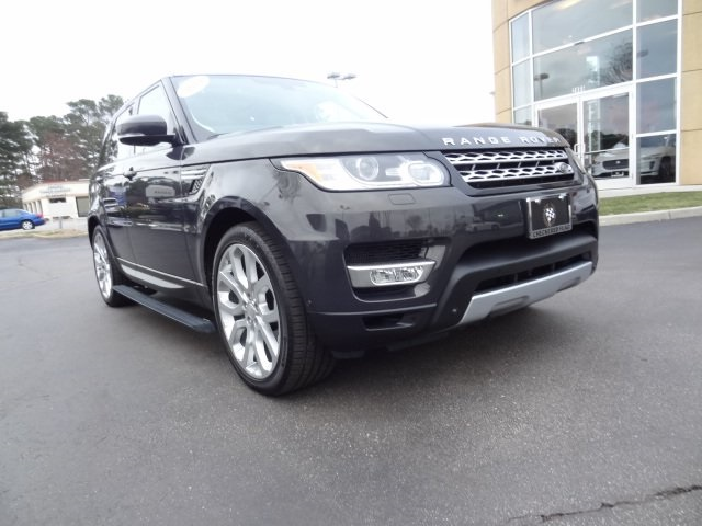 Certified Pre-Owned 2014 Land Rover Range Rover Sport 5.0L V8 Supercharged