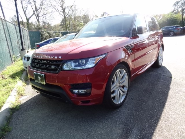Pre-Owned 2015 Land Rover Range Rover Sport 5.0L V8 Supercharged Autobiography