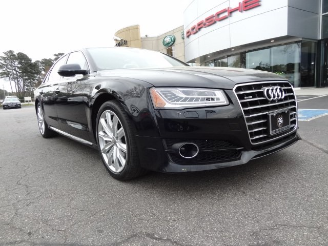 Certified Pre-Owned 2017 Audi A8 L 3.0T
