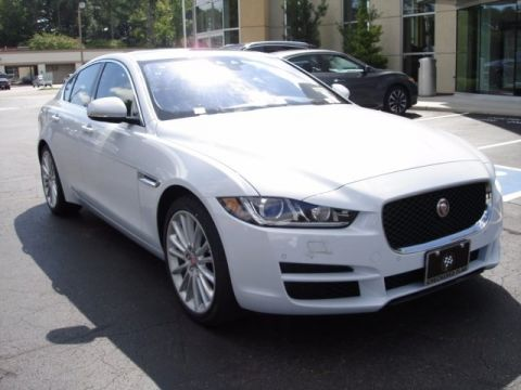 New 2018 Jaguar XE 35t Portfolio Limited Edition